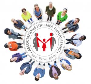 """Logo """"Girotondo"""" Associazione Italiana Thalassemici - Sezione Provinciale Bari"""